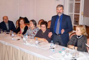 Общее собрание членов Санкт-Петербурсгкой палаты недвижимости