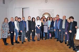 Общее собрание членов Санкт-Петербургской палаты недвижимости